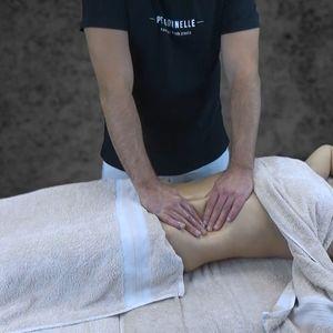 Практика 1. Антицеллюлитный массаж зоны живота