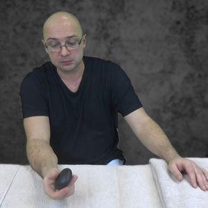 2. Подготовка и проведение процедуры стоун-массажа