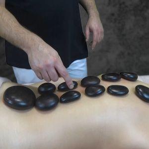 5. Проработка ягодичных мышц задней поверхности бедер и голени